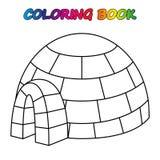 Page de coloration tableau Jeu pour des enfants - livre de coloriage Illustration de dessin animé de vecteur illustration de vecteur