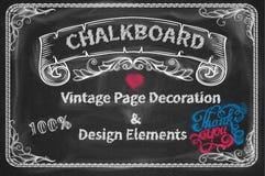 Page Decoration Stock Photo