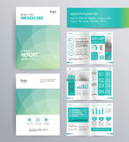Page layout for company profile, annual report, and brochure template. Page layout for company profile, annual report, brochure, and flyer layout template. with Royalty Free Stock Photo