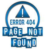 Page Not Found Circle Stripes Stock Images