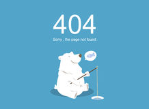 Page Not Found Error 404.Vector template. Page Not Found Error 404.Vector template Royalty Free Stock Image