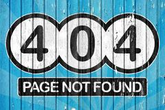 Page not found sign royalty free stock photos