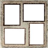 Page orientée sale rustique 12 de Digitals Scrapbooking Image libre de droits