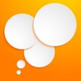 Page-template-presentation-steps-option-blank-range Stock Images