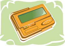 Pager Royalty Free Stock Images