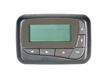 pager fotografia stock