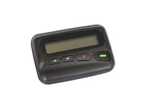 Pager device Stock Photography