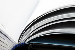 Pages Royalty Free Stock Photography