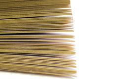 Pages of a book Stock Photo