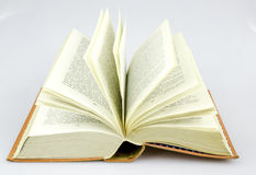 Pages in a book Stock Photos