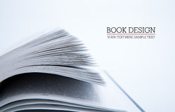 Pages of the book Stock Photo