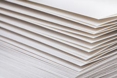 Pages of a book or notebook Stock Photos