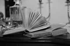 To read books. Pages of books cultur old books Stock Photo