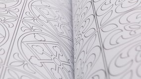 Pages with Geometric Illustration