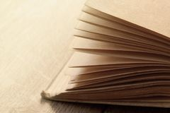 Book pages Royalty Free Stock Image