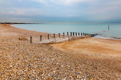 Pagham Beach West Sussex Stock Photo