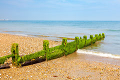 Pagham Beach West Sussex Royalty Free Stock Photos