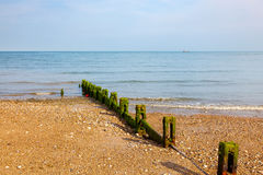 Pagham Beach West Sussex Stock Photos