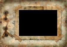 Pagina 8. dell'album dell'annata. Immagini Stock Libere da Diritti