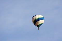 PAGINA, ARIZONA/USA - 8 NOVEMBER: Hete lucht het ballooning dichtbij Pagina binnen stock afbeeldingen