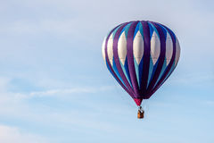 PAGINA, ARIZONA/USA - 8 NOVEMBER: Hete lucht het ballooning dichtbij Pagina binnen royalty-vrije stock fotografie