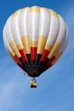 PAGINA, ARIZONA/USA - 8 NOVEMBER: Hete lucht het ballooning dichtbij Pagina binnen stock foto