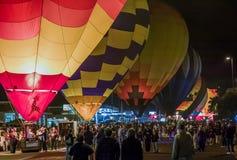 PAGINA, ARIZONA/USA - 7 NOVEMBER: Pagina en Meer Powell Annual Bal stock fotografie