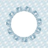 Pagina del bambino di struttura della madreperla Doccia di bambino blu Fondo dell'illustrazione di struttura della madreperla Nas royalty illustrazione gratis