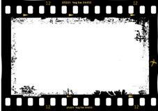 Pagina del film, struttura grungy della foto royalty illustrazione gratis