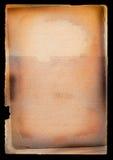 Pagina del libro di Grunge immagine stock libera da diritti