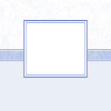 Pagina dell'album del neonato - annuncio di nascita - 3 Fotografia Stock