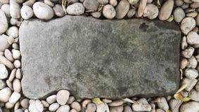 Pagina della pietra Immagini Stock