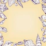 Pagina delle coperture lineari del disegno royalty illustrazione gratis