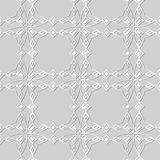 pagina Diamond Check Gem dell'incrocio del poligono della curva di arte del Libro Bianco 3D Immagini Stock Libere da Diritti