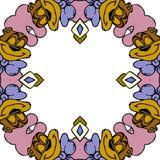 Pagina: Orsi in un cerchio Immagini Stock