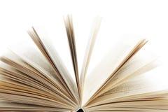 Pagina's van een boek royalty-vrije stock foto