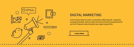 Pagina Web del modello circa l'introduzione sul mercato di Digital Fotografia Stock Libera da Diritti