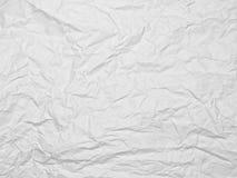 Paginación blanca del papel Fotos de archivo