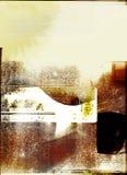 Paginación de Grunge Fotografía de archivo