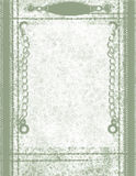 Paginación del libro de recuerdos--Tema náutico Imagenes de archivo