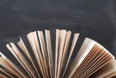 Paginaciones abiertas foto de archivo libre de regalías