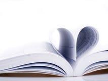 Paginaciones de un libro Imagenes de archivo
