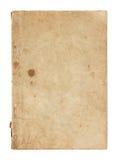 Paginaciones del libro viejo aisladas fotos de archivo