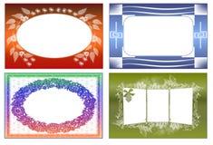 Pagine illustrazione di stock