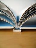 Pagine del libro Fotografia Stock Libera da Diritti