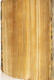 Pagine del vecchio libro Immagine Stock Libera da Diritti