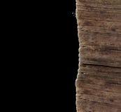 Pagine del vecchio libro nell'angolo insolito Immagine Stock Libera da Diritti