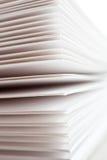 Pagine di un libro Immagine Stock