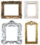 Pagine per i ritratti Immagine Stock