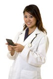 Paging doctor Stock Photos